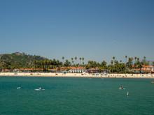 Santa Barbara, California, USA...