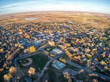 Wessington Springs Is A Small Village In Farming Country Of South Dakota