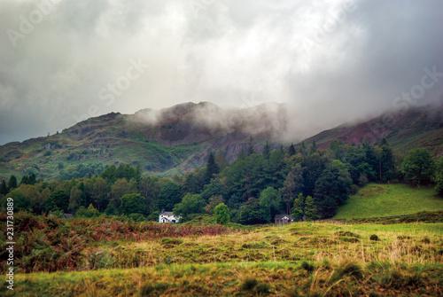 Fototapeta Elterwater, Lake District, Cumbria