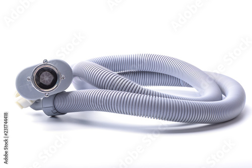 Drain hose for washing machine close up Canvas-taulu