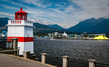 Brockton Point Lighthouse Stanley Park