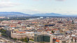 Budapest panorama view