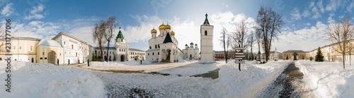 Fotografia, Obraz  Public Park Ipatovskogo monastery
