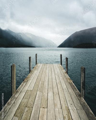 Fotografía Tasman Lakes
