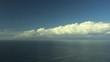 Aerial USA sea nature Seascape cloud climate tropical
