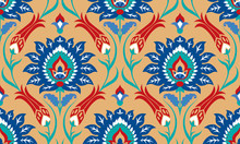 Vector Seamless Colorful Patte...