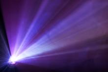 Blur Beautiful Purple Color Wi...