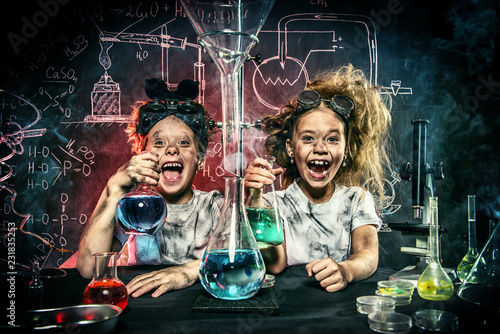 Fotografia  funny little experimenters