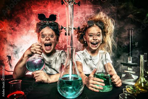 funny school experimenters