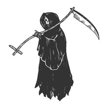 Grim Reaper Death Metaphor Eng...