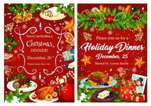 Christmas Holiday Festive Dinn...
