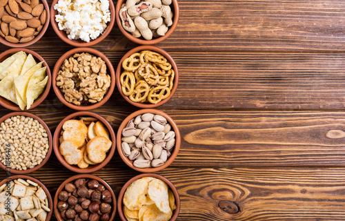 Fotografía  Mix of snacks