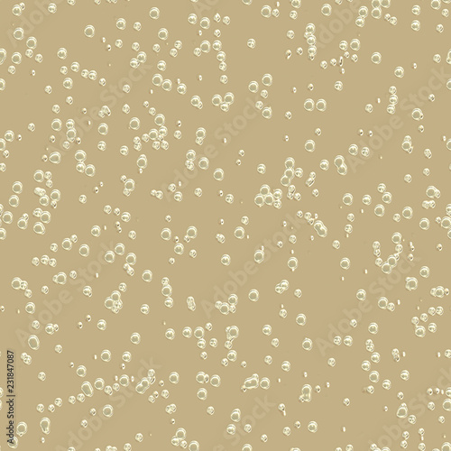 Carbonation Seamless Texture Tile Canvas-taulu