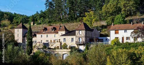 Foto op Aluminium Historisch geb. Château