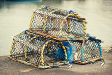 Fishing Traps, Lobster Pots At...
