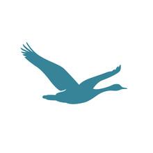 Flying Goose Logo Design Inspiration