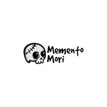 Skull Vector Logo Design Inspiration. Memento Mori Logo Design