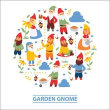 Garden Gnome Beard Dwarf Chara...