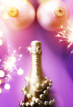 2019 Sexy New Year; Champagne ...
