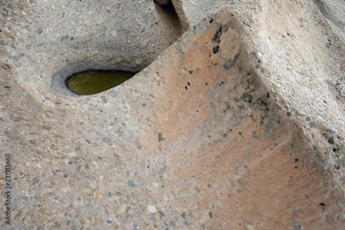 Fényképezés  Abstract erosion