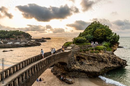 Photo Biarritz, France