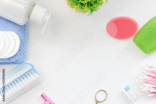 Fotografía  feminine hygiene items