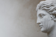 Ancient Statue Of Sensual Ital...