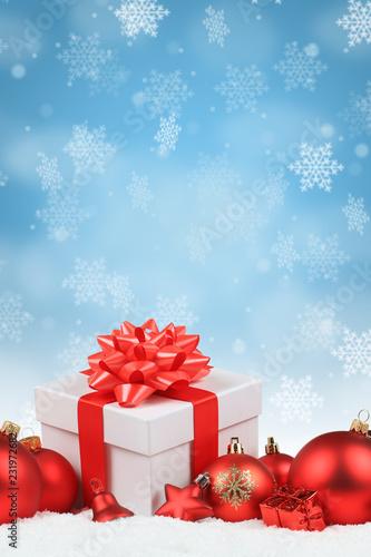 Weihnachten Geschenke Weihnachtsgeschenke Dekoration