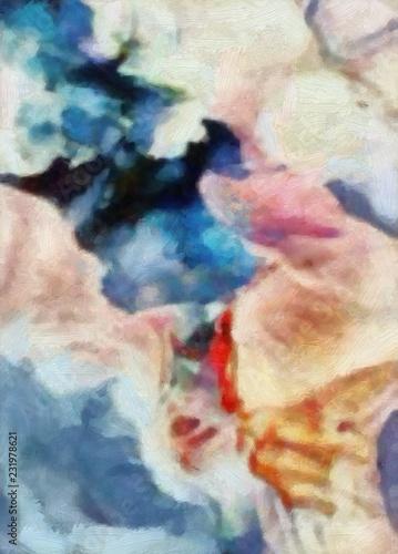 Marble Art Marbling Texture Painting Elegant
