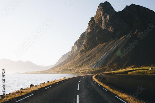 Fotografía Iceland Road