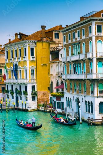 Foto op Plexiglas Venetie Venecia, Venezia una bela ciudad turística y cultural.