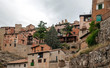 Village of Albarracin in the north of Spain