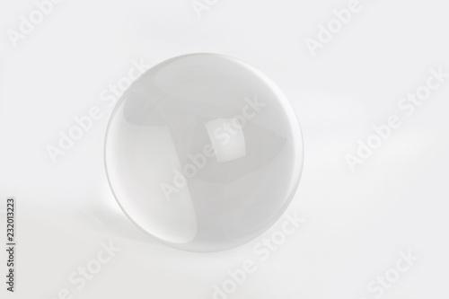 Cuadros en Lienzo Crystal Ball on white