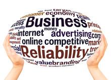 Business Reliability Word Clou...