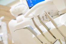 歯医者の道具