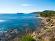 Mittelmeer Bucht Felsenküste