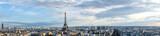 Fototapeta Fototapety z wieżą Eiffla - View towards Eiffel Tower in Paris