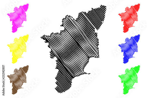 Tamil Nadu (States and union territories of India, Federated ... on highway state map, punjab state map, london state map, singapore state map, washington state map, bengal state map, rome state map, dallas state map, salem state map, uttar pradesh state map, jaipur state map, assam state map, gujarat state map, burma state map, delhi state map, ontario state map, goa state map,