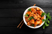 Spicy Sweet And Sour General T...