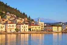 Gytheio, Mani Peninsula, The Peloponnese, Greece, Southern Europe