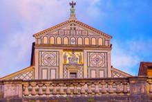 San Miniato Al Monte Church, Florence, Tuscany, Italy, Europe