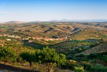 The Medieval Village Of Castel...