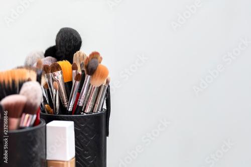 Photo Brochas para maquillar