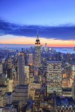 Usa, New York City, Manhattan,...