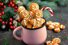 Christmas Gingerbread Cookie M...