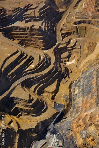 Barrick Goldstrike Mine Fototapet