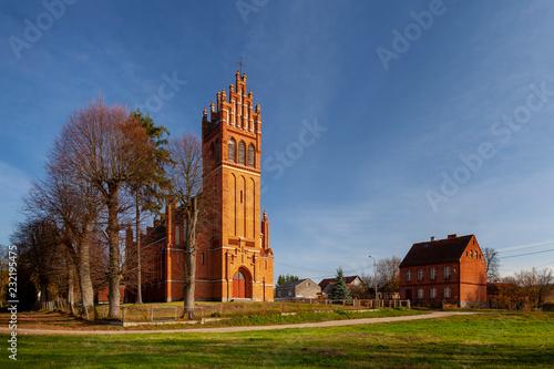 Kościół - Giławy