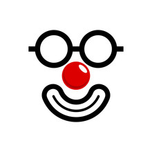 Red Ball Vector Collection, Red Nose Vector Collection,