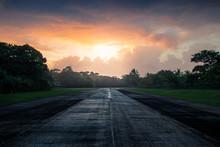 Tortuguero Sunset