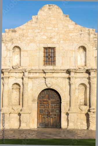 The Alamo, San Antonio, Texas Wallpaper Mural